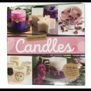 NIB Create Your Own Candles Kit